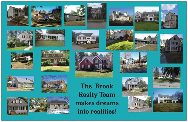 Photo of Brook Realty Postcard
